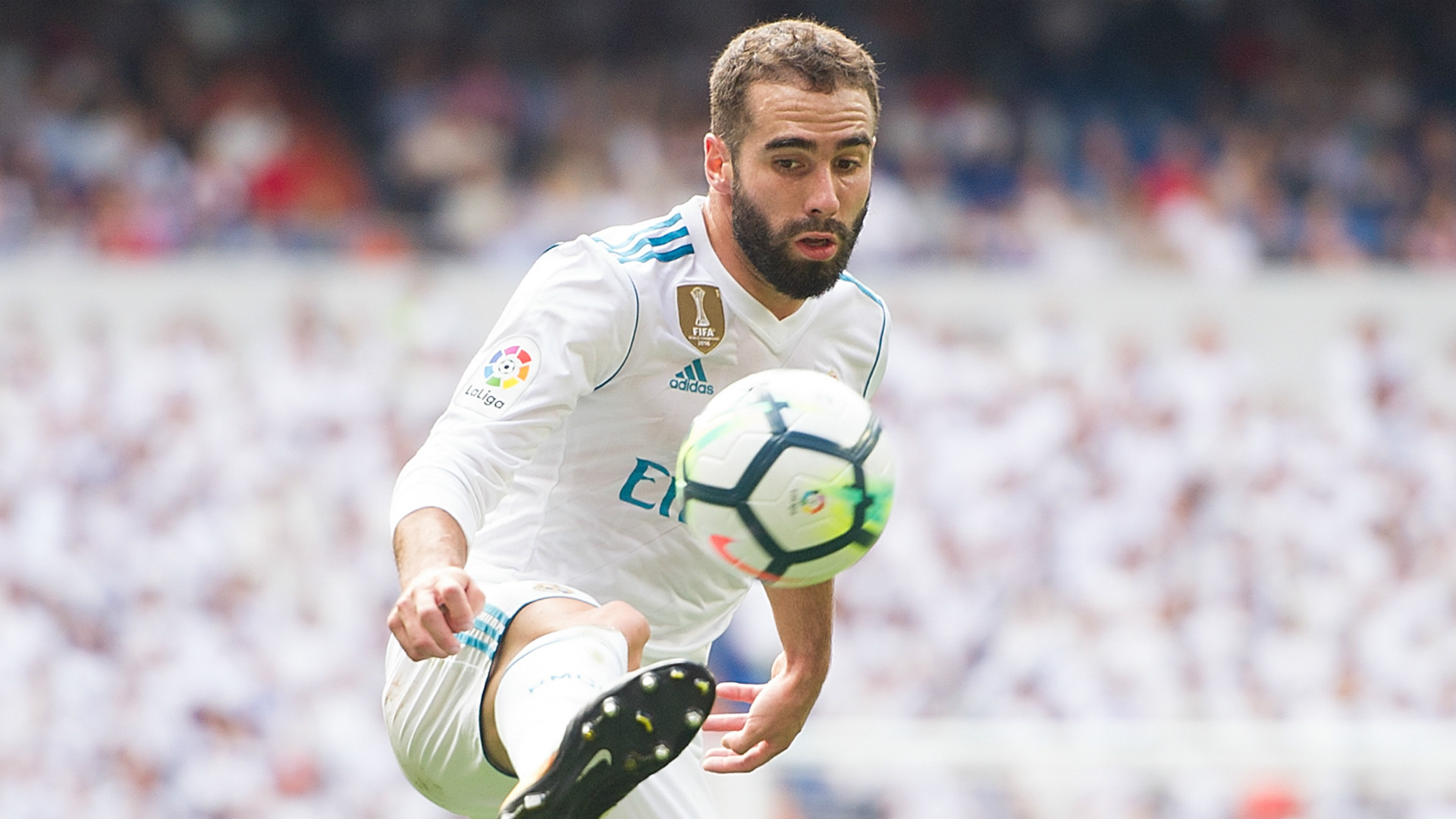 Real Madrids Dani Carvajal Diagnosed With Viral Pericardium Infection Goal Com