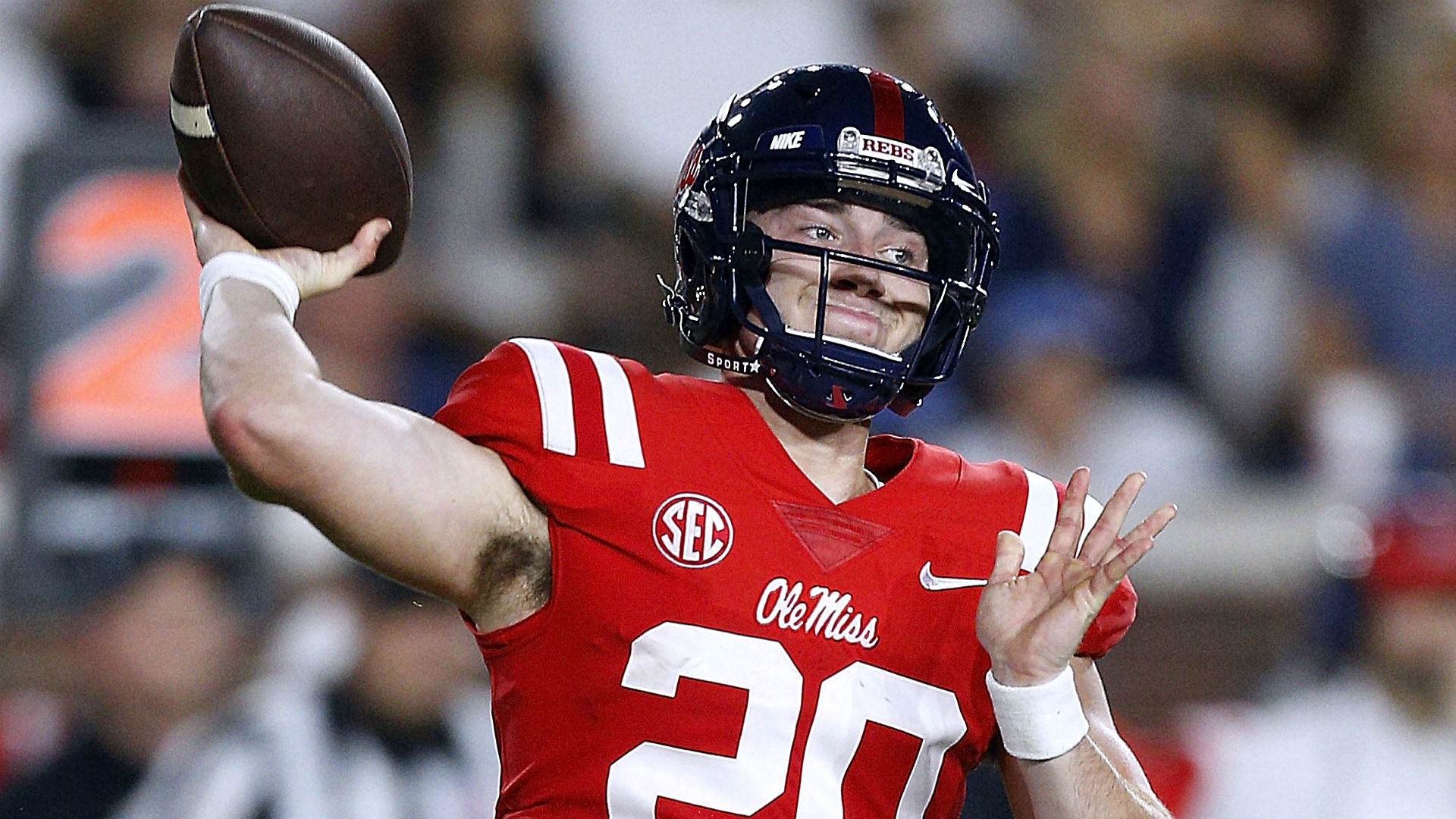 a9783e300 Shea Patterson ruled eligible | Sporting News