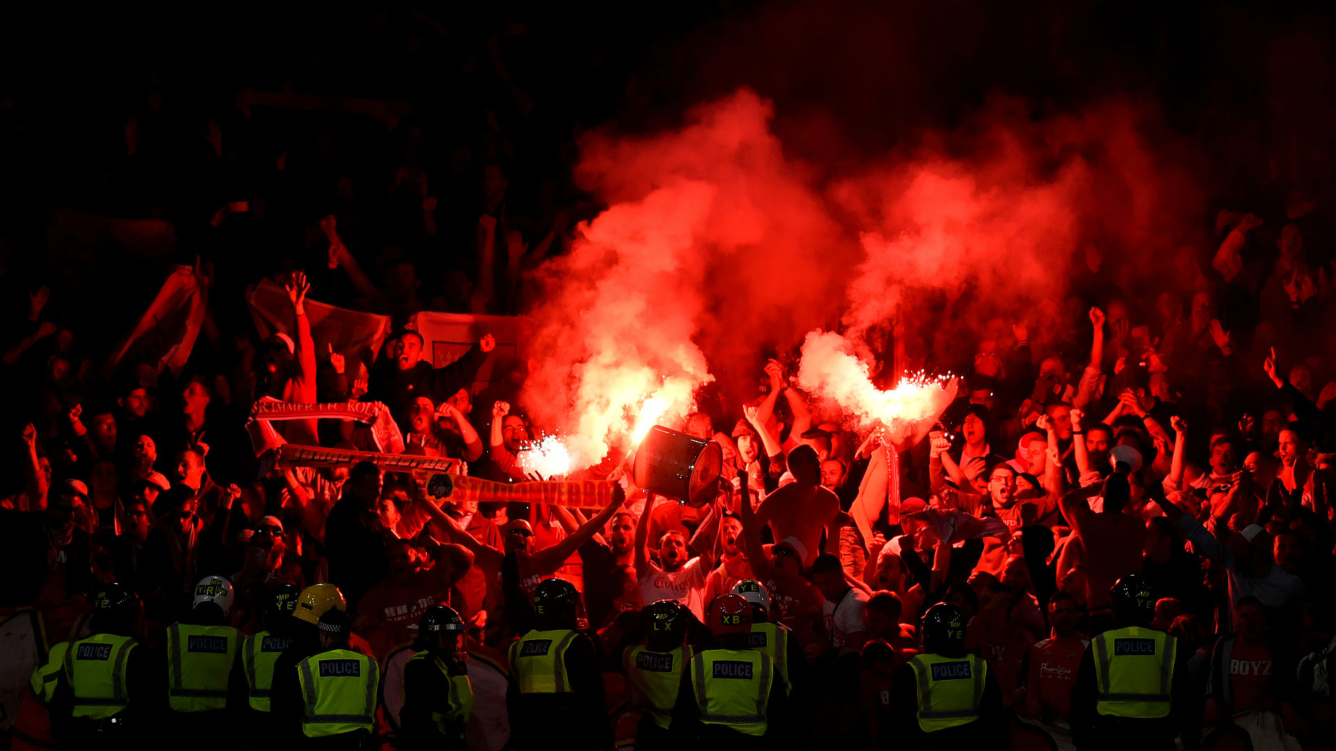 UEFA delay verdict on Arsenal and Cologne crowd incidents