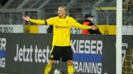 Erling Haaland has scored 62 goals for Borussia Dortmund