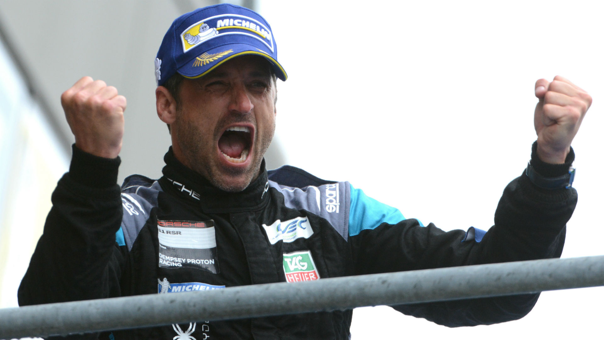 Patrick Dempsey Porsche Team Finish 2nd At 24 Hours Of Le Mans