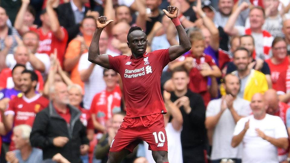 Sadio Mane signs long-term Liverpool contract