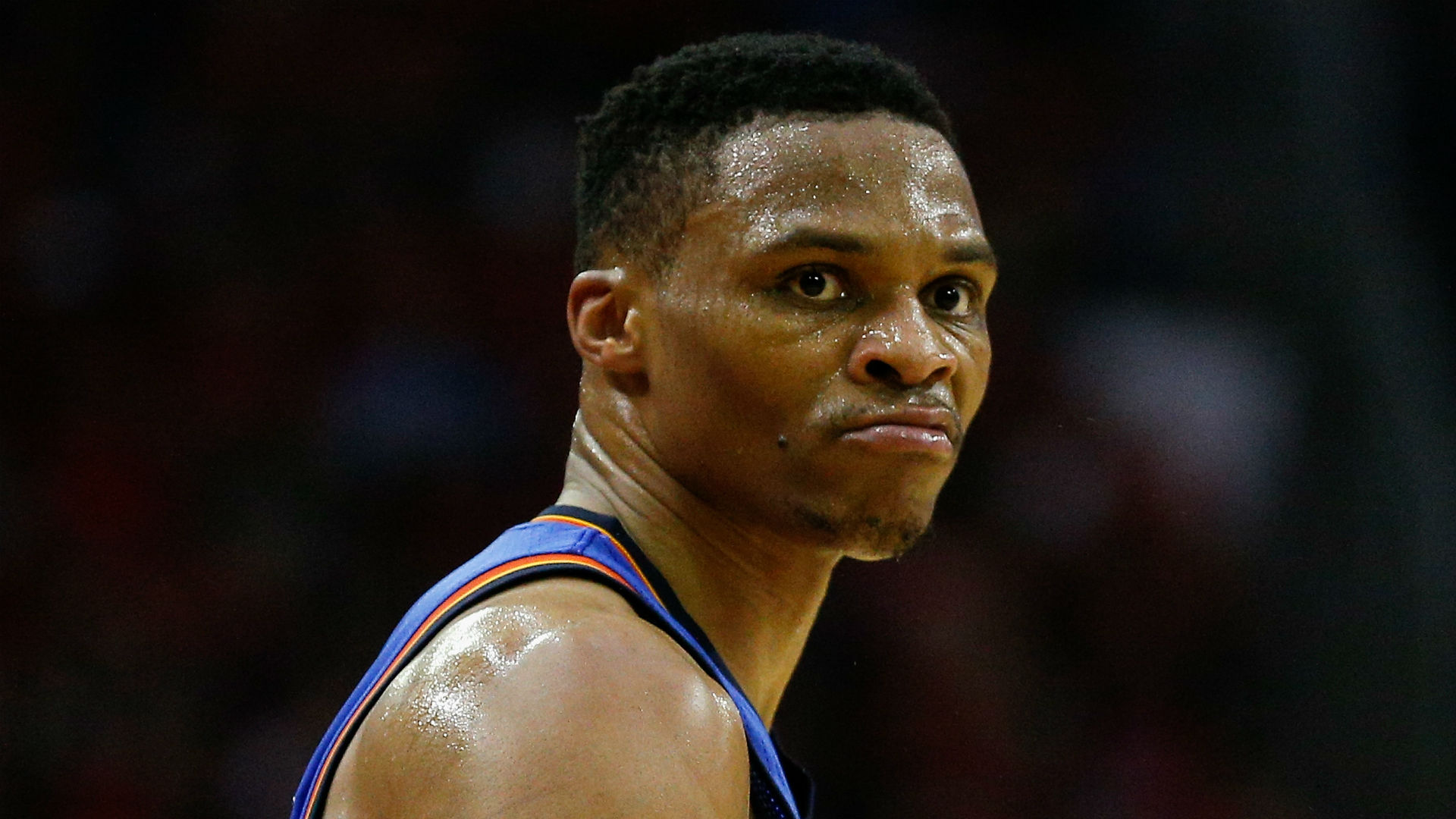 Russell Westbrook: 'I love adversity' as Thunder skid hits four