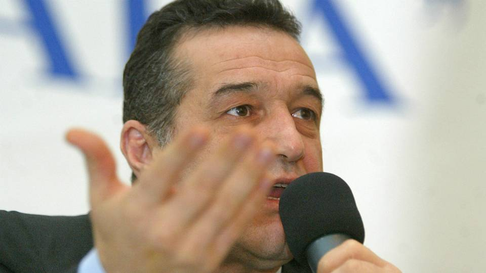 Romanian club owner Gigi Becali says women's soccer is 'against human nature'
