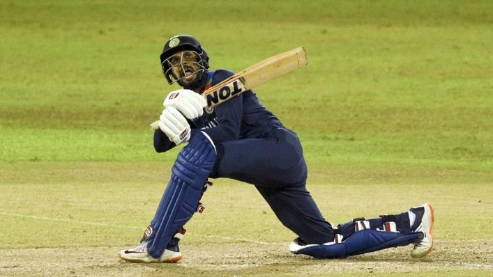 Ruturaj Gaikwad starred in Sunday's IPL match