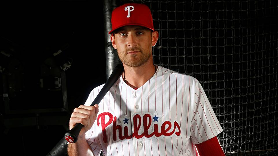 Phillies' Will Middlebrooks taken to hospital after collision during game