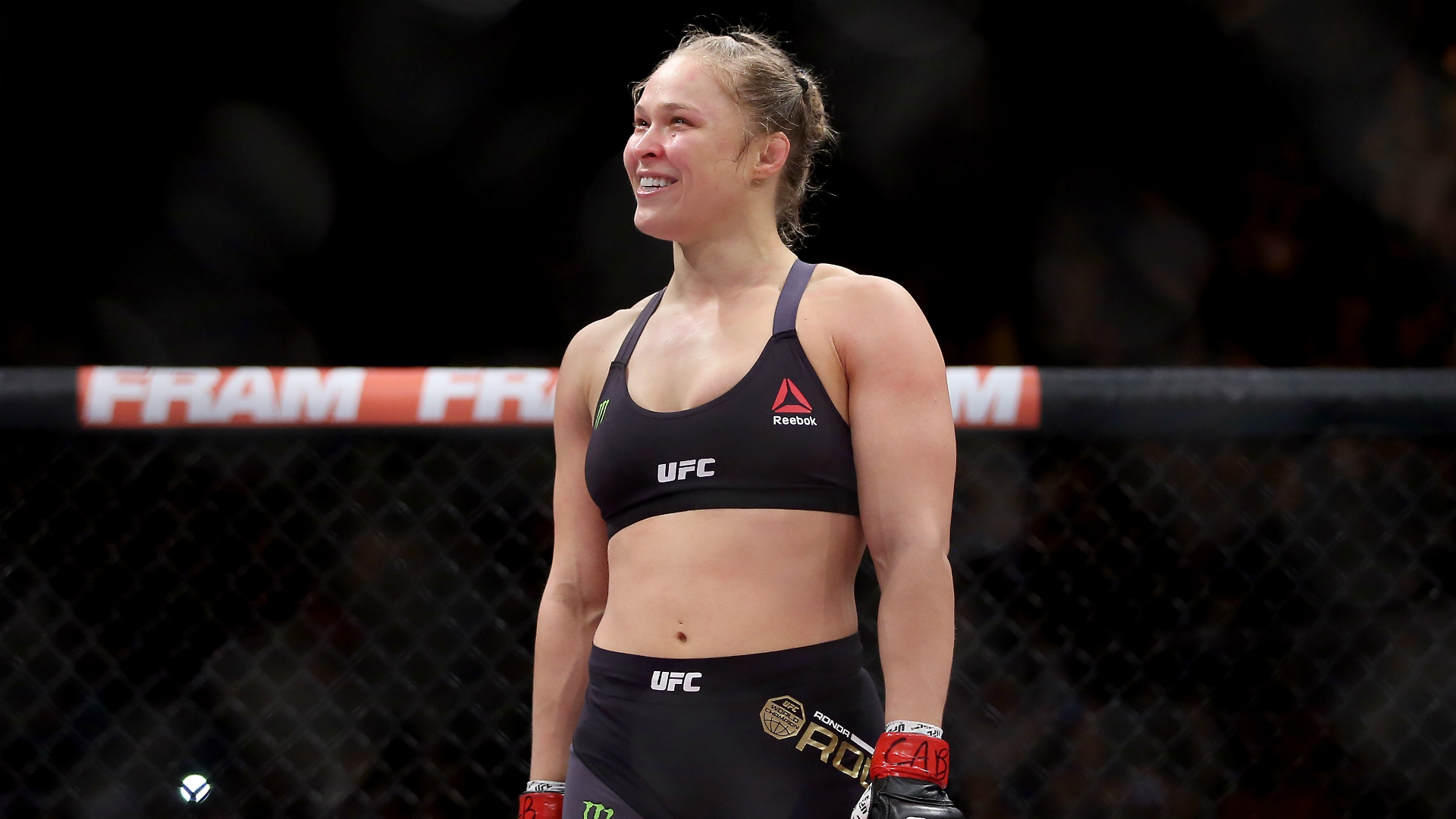 Ronda Rousey nearly loses finger while filming TV show