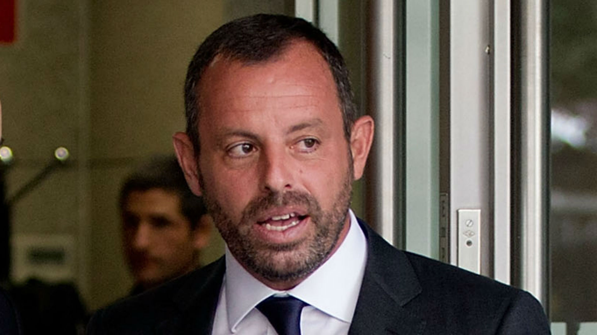 Rosell: If I hadn't been Barcelona president I wouldn't have gone ...