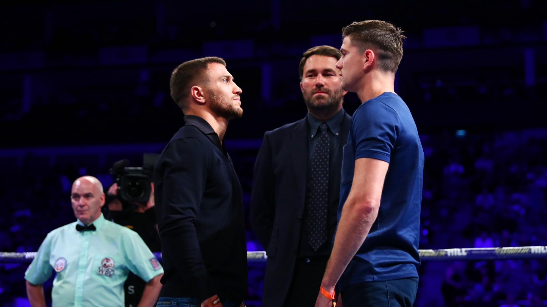 Luke Campbell confident of upsetting Vasyl Lomachenko: 'Every champion was once a challenger'