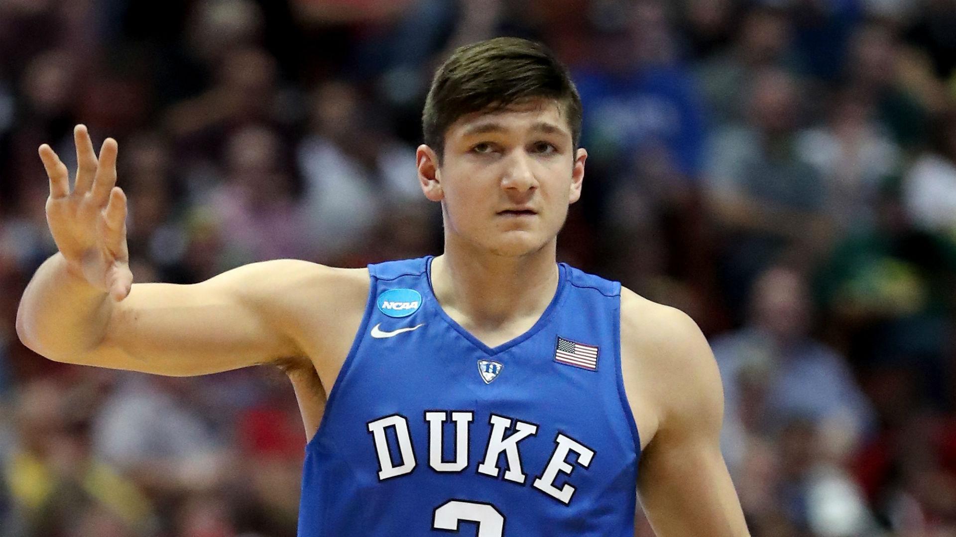 Duke's Grayson Allen regains captain honor