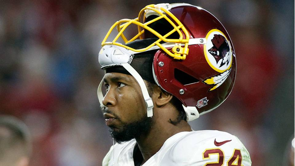 Redskins CB Josh Norman benched for wearing headphones during coaches talks, report says