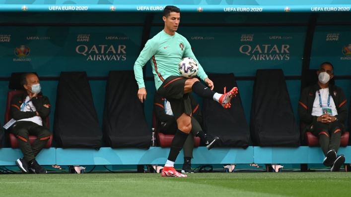 Portugal captain Cristiano Ronaldo