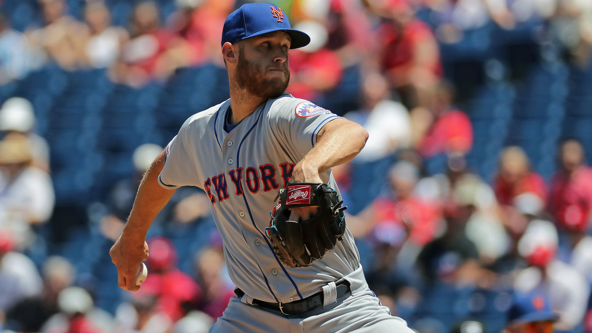 MLB trade rumors: Zack Wheeler's value 'more or less' destroyed after being placed on IL