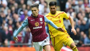 Jack Grealish - Cropped