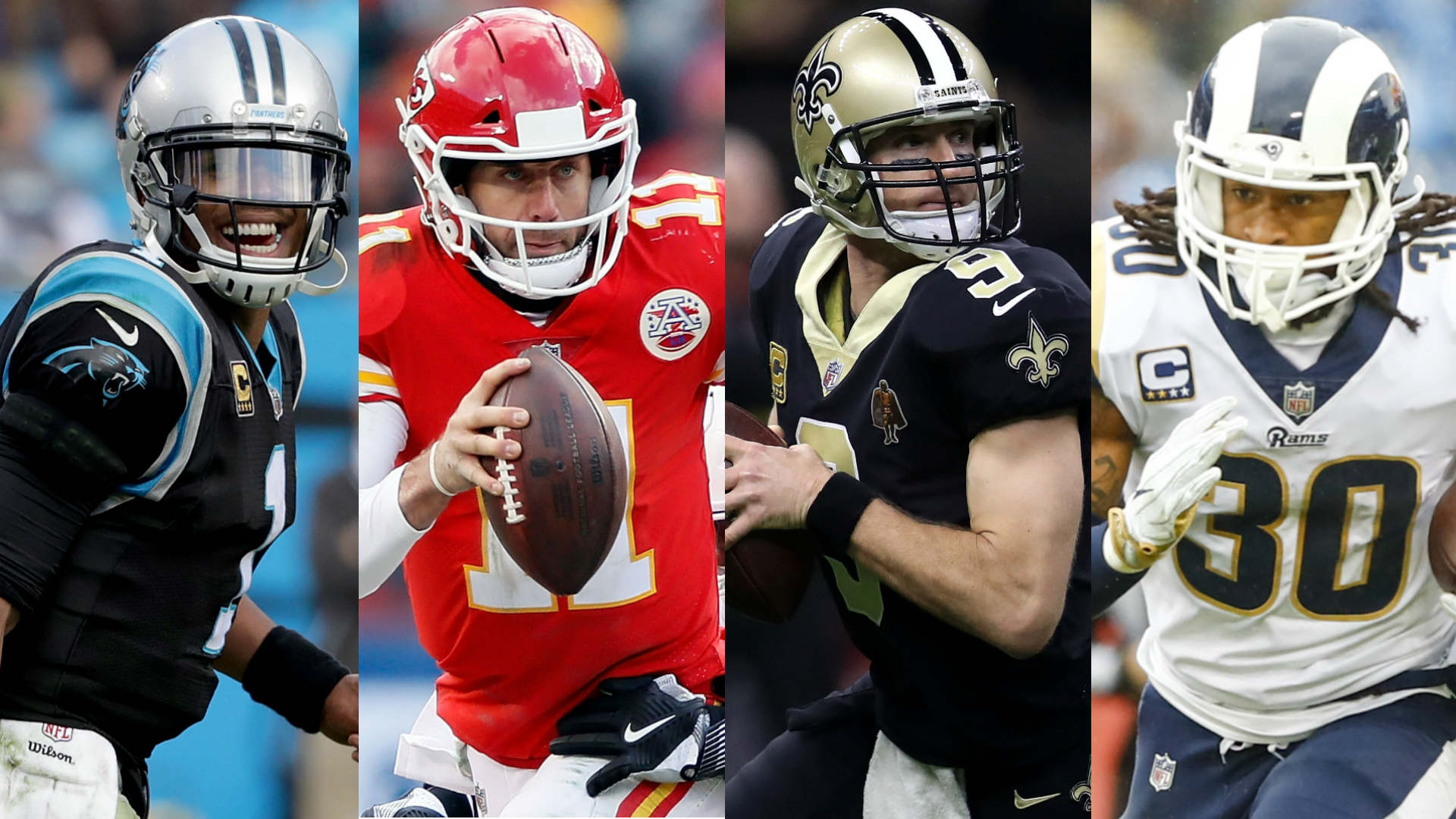 NFL playoff schedule: League releases times, TV information for postseason