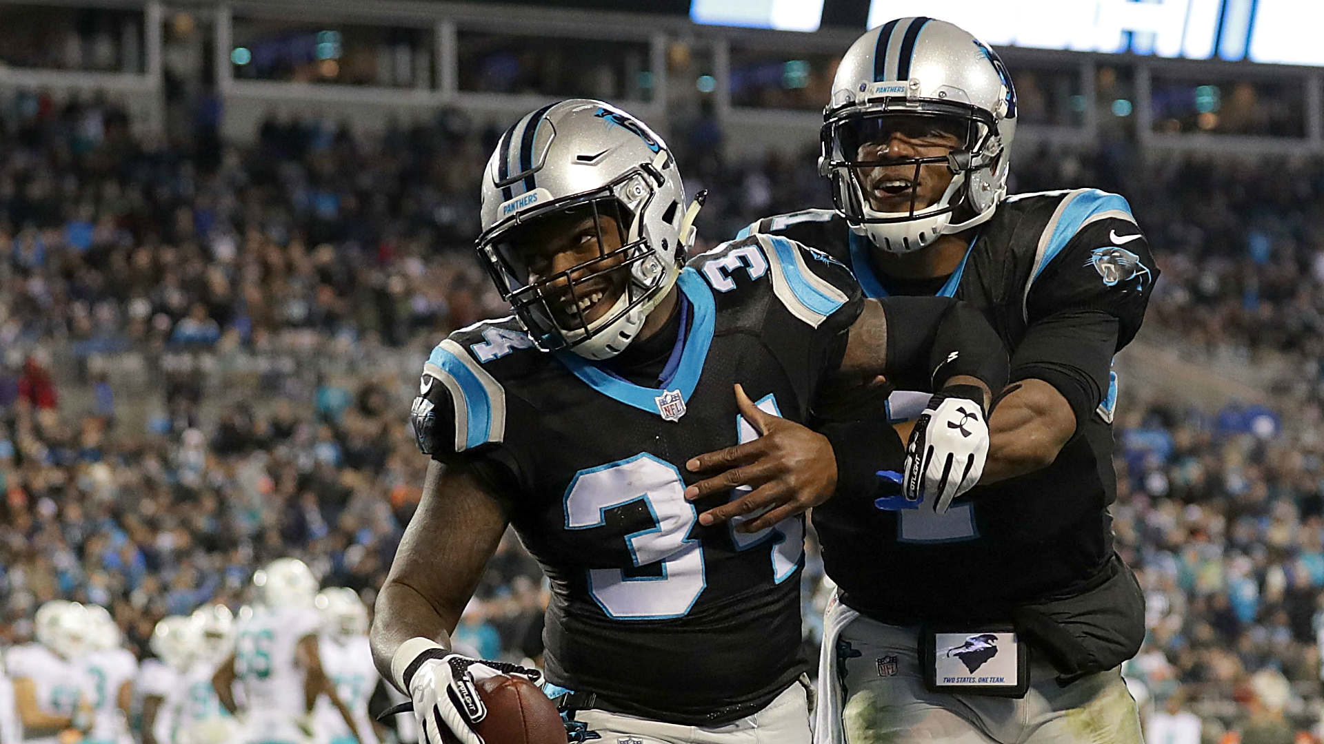 Three takeaways from Panthers' win over Dolphins