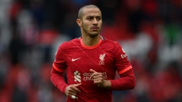 Thiago Alcantara is sidelined with a minor injury