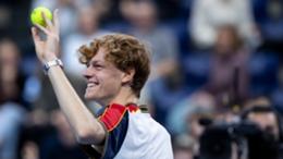 Jannik Sinner is through to the European Open final