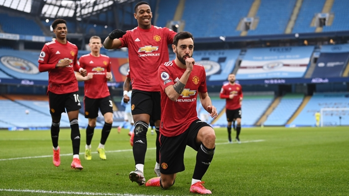 Bruno Fernandes is likely to be key to any Manchester United title challenge