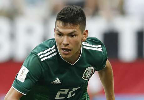 Barcelona make approach for Lozano