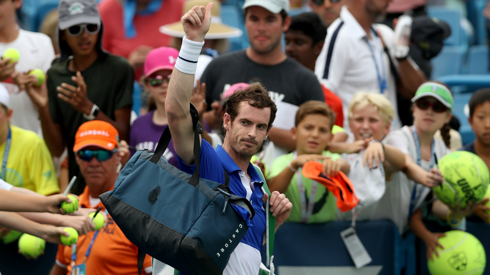 Andy Murray says he needs time after skipping U.S. Open singles