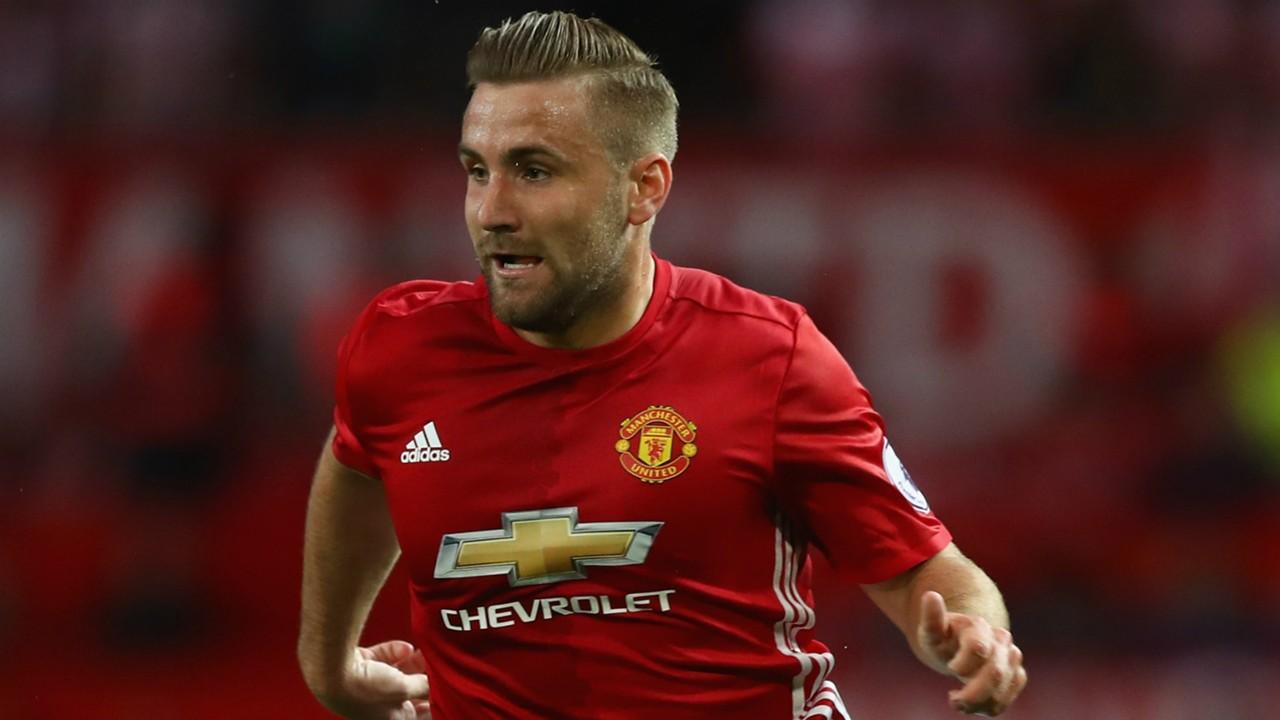 Luke Shaw can be United s best left back Mourinho