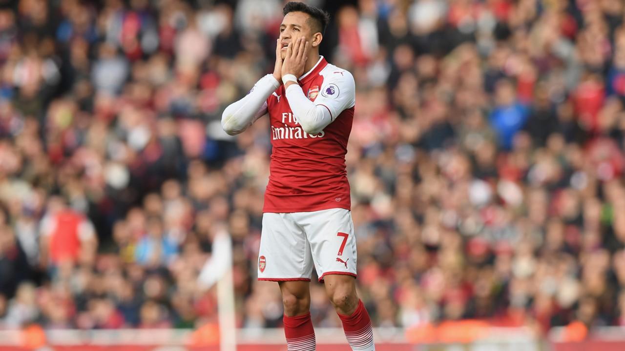 Arsenal manager Arsene Wenger on Alexis Sanchez form