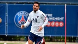 Lionel Messi could be set for his Paris Saint-Germain debut