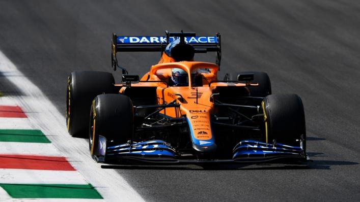 Daniel Ricciardo won the Italian Grand Prix