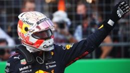 Max Verstappen has the pole in Austin