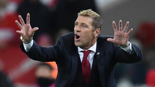 Spartak Moscow sack Massimo Carrera