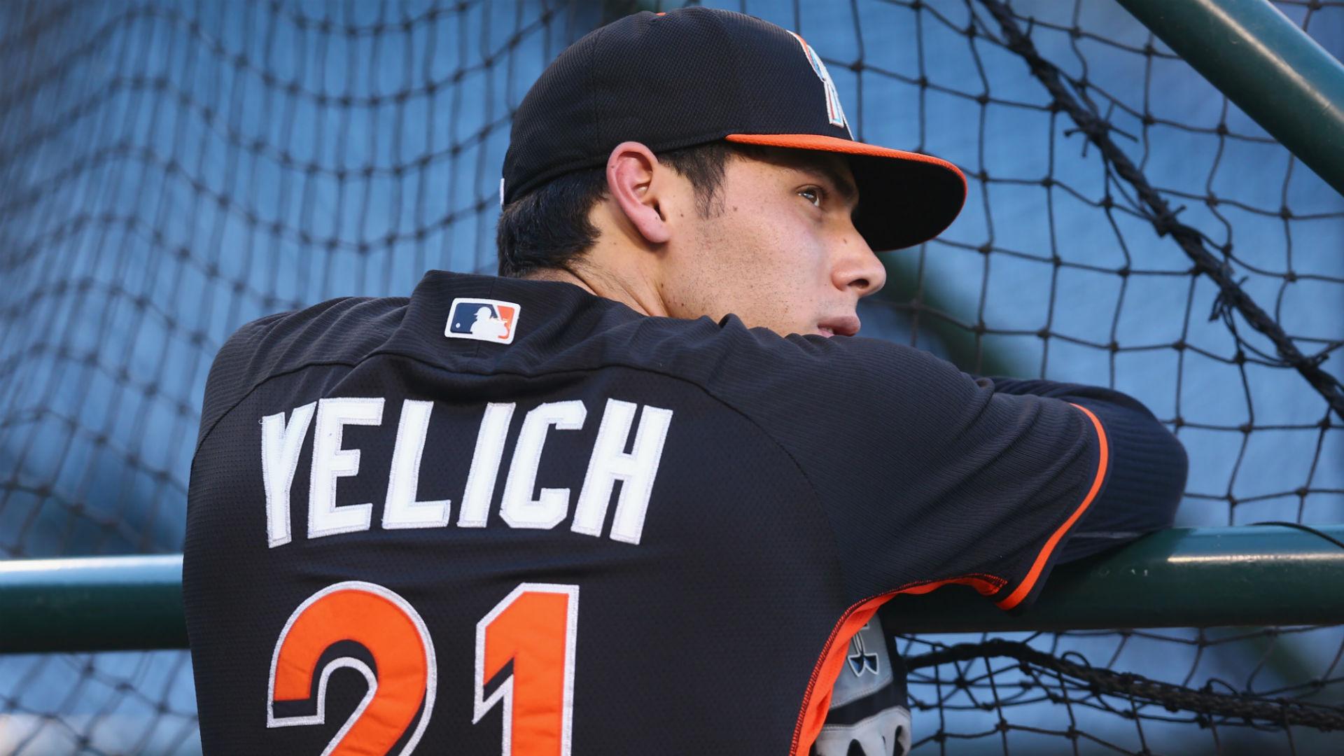 MLB trade rumors: A's eye Marlins' Christian Yelich, Marcell Ozuna