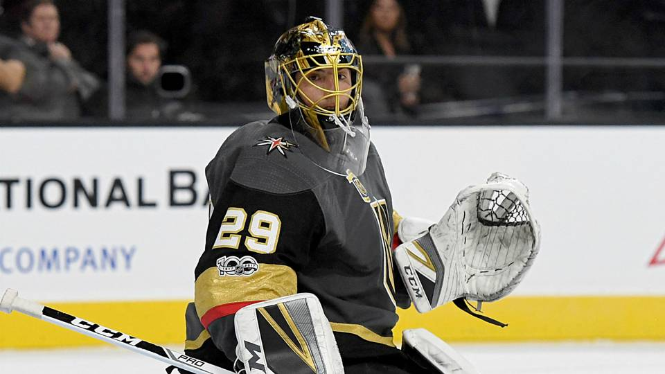 Golden Knights, goaltender Marc-Andre Fleury agree to 3-year, $21M extension