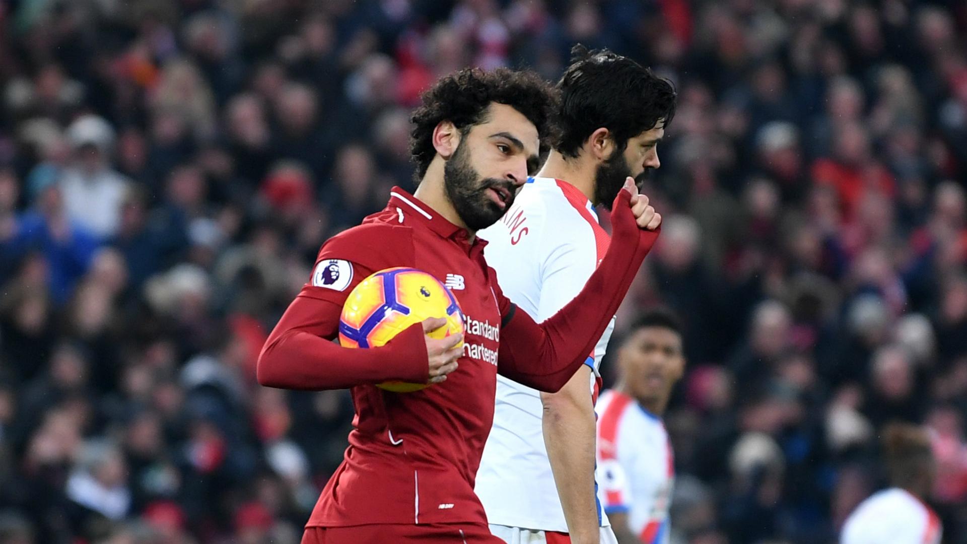 Liverpool V Crystal Palace Match Report