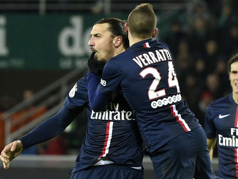 Verratti: PSG should give Ibrahimovic a new deal