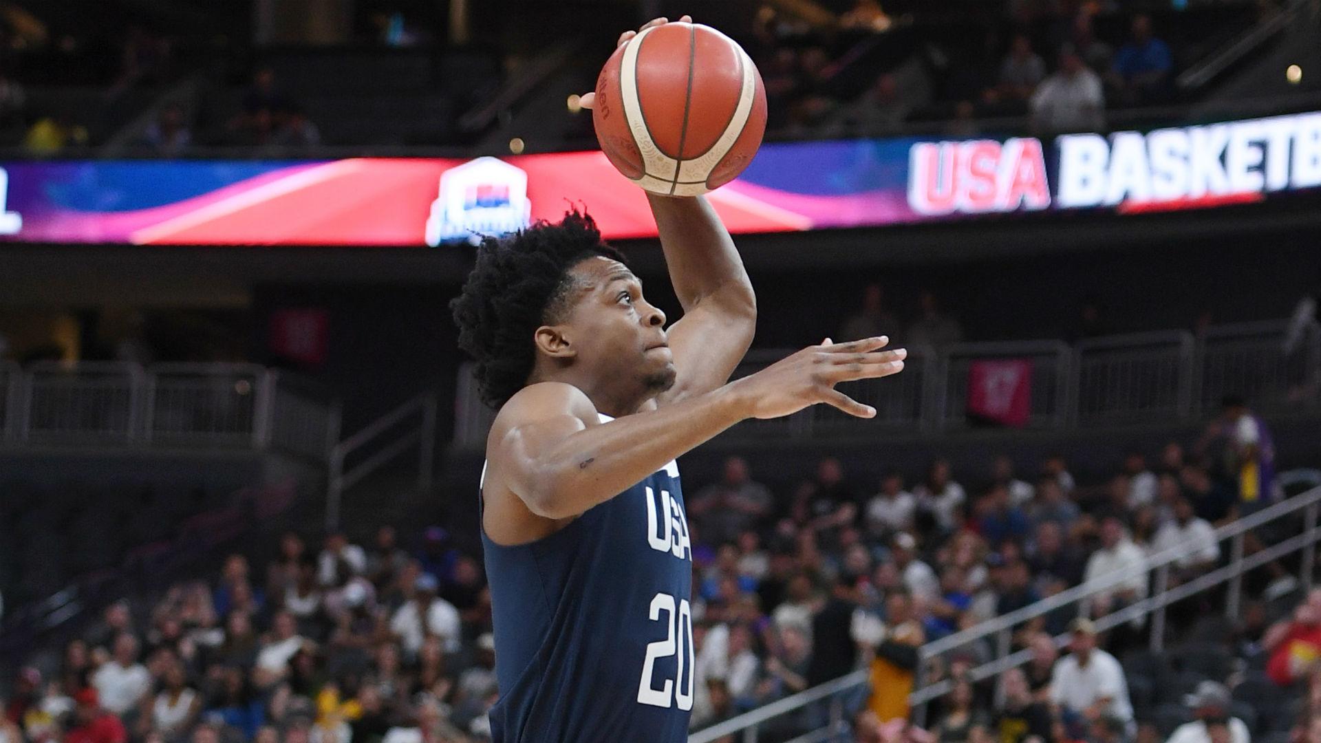 FIBA World Cup 2019: De'Aaron Fox leaves Team USA to focus on making NBA playoffs
