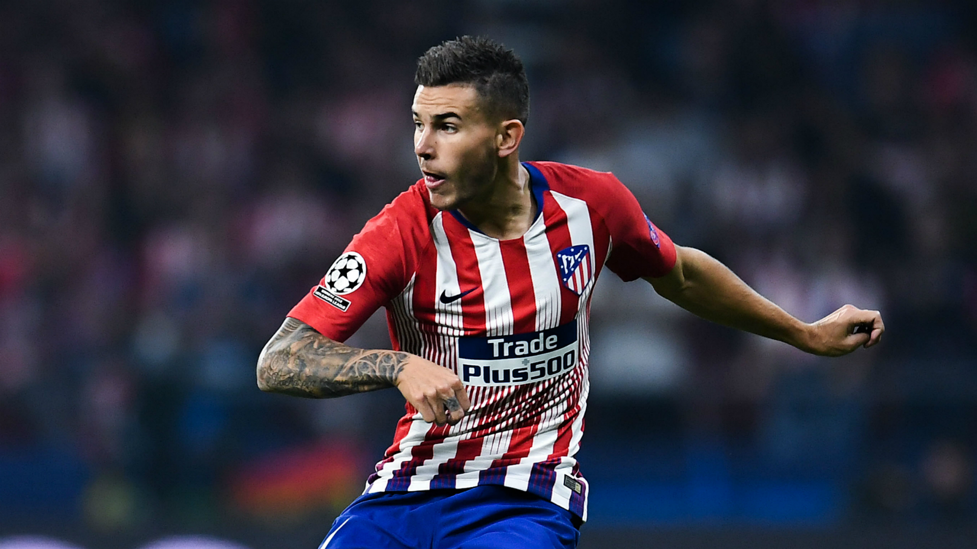 Bayern Munich pay club record fee for World Cup victor Lucas Hernandez