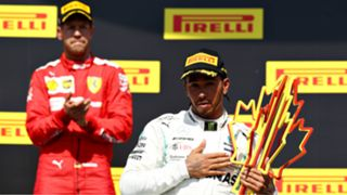Sebastian Vettel and Lewis Hamilton - cropped