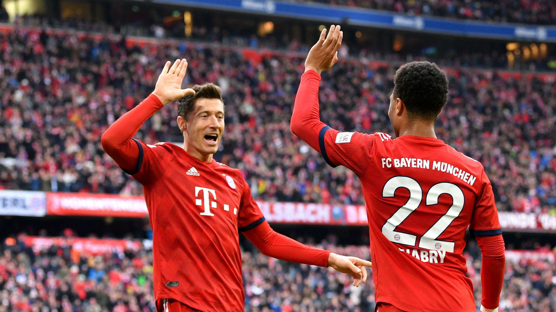 Bayern Munich 6-0 Wolfsburg: Champions top for first time since September
