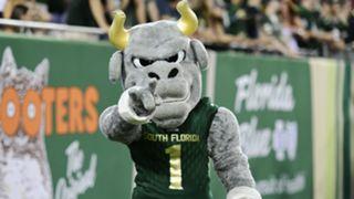 South Florida mascot