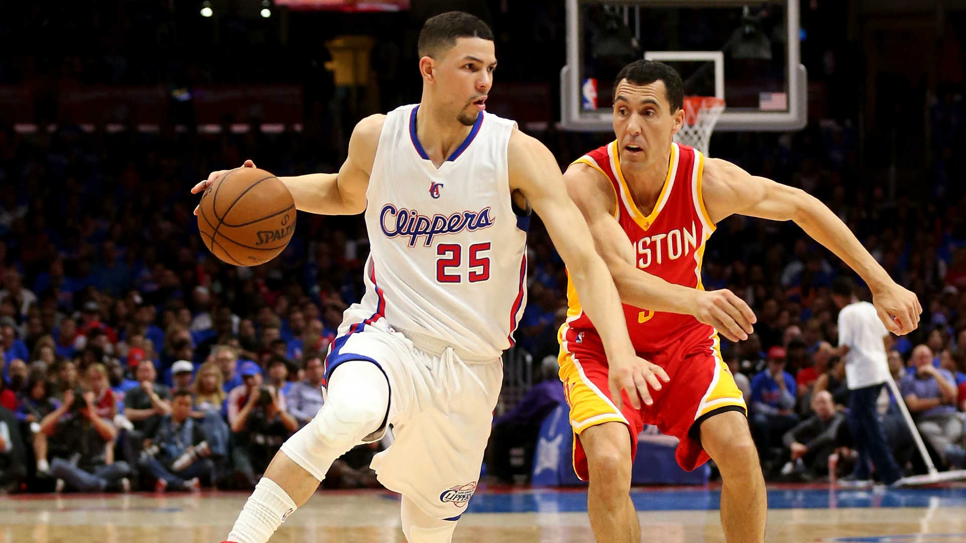 Clippers Austin Rivers Sidelined Indefinitely With Broken Hand