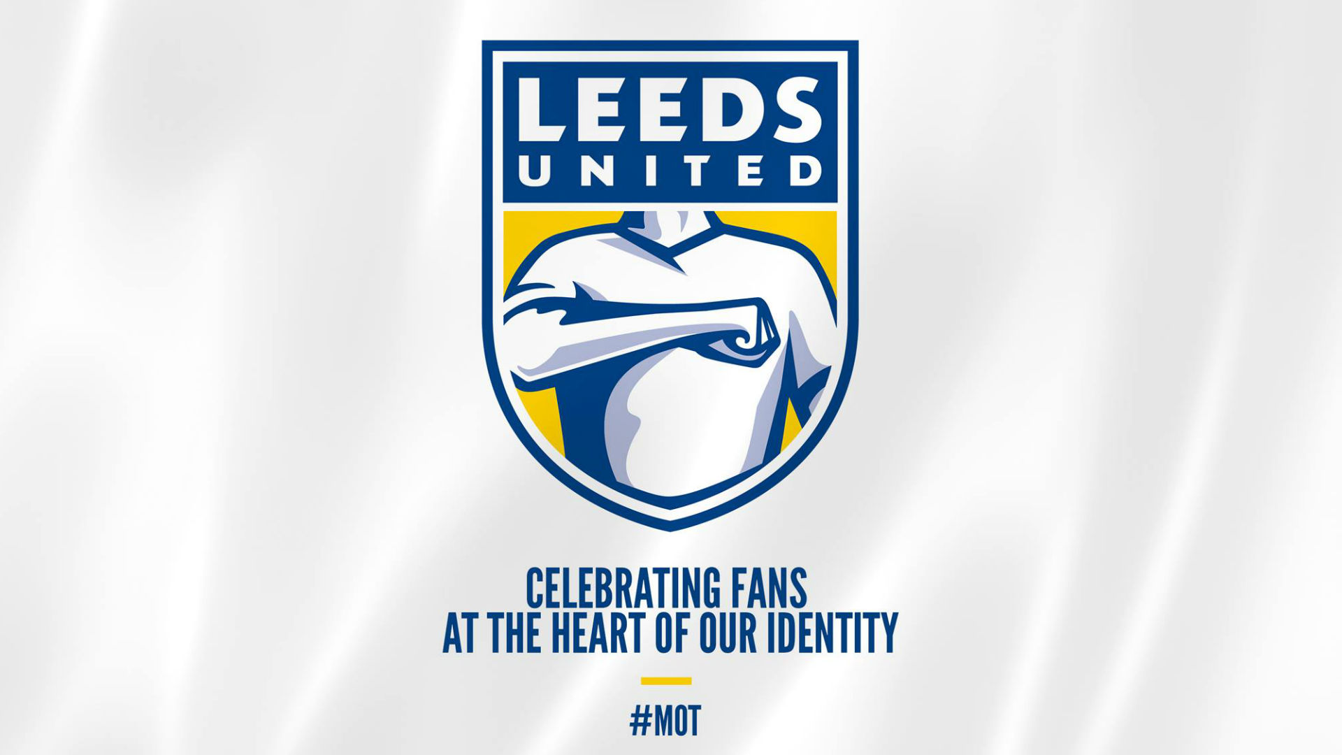 Football world reacts to Leeds United's new badge