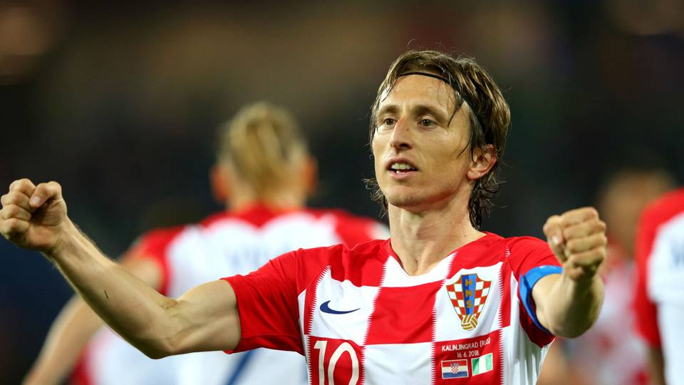 World Cup 2018: Luka Modric and Ivan Rakitic lift Croatia's late-night show