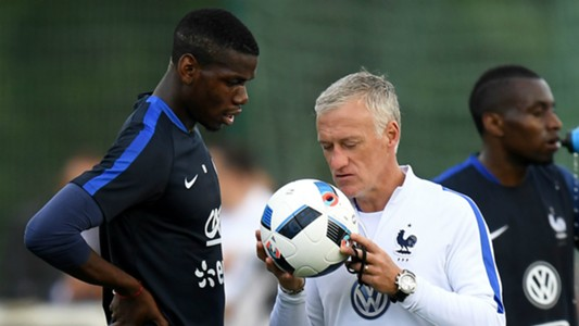 Pogba Deschamps - cropped
