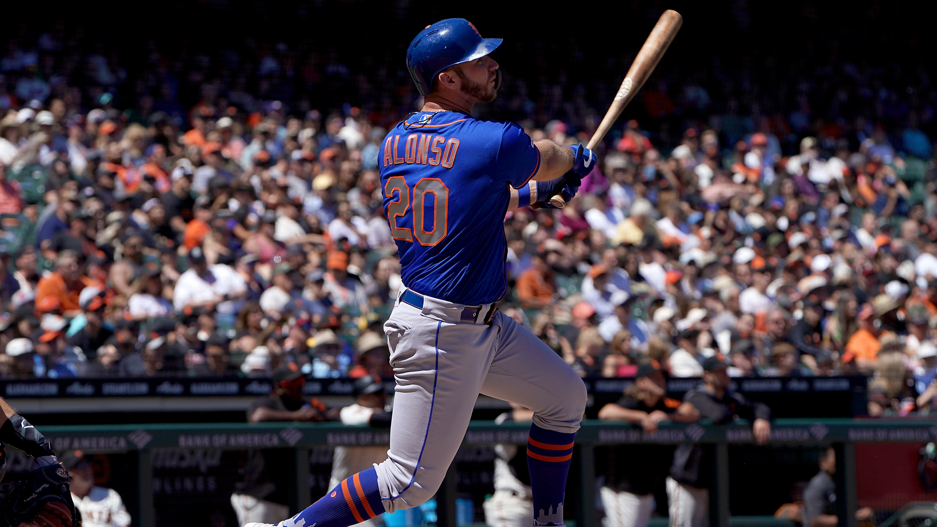 MLB wrap: Dominic Smith, Pete Alonso shine in Mets' win over Giants