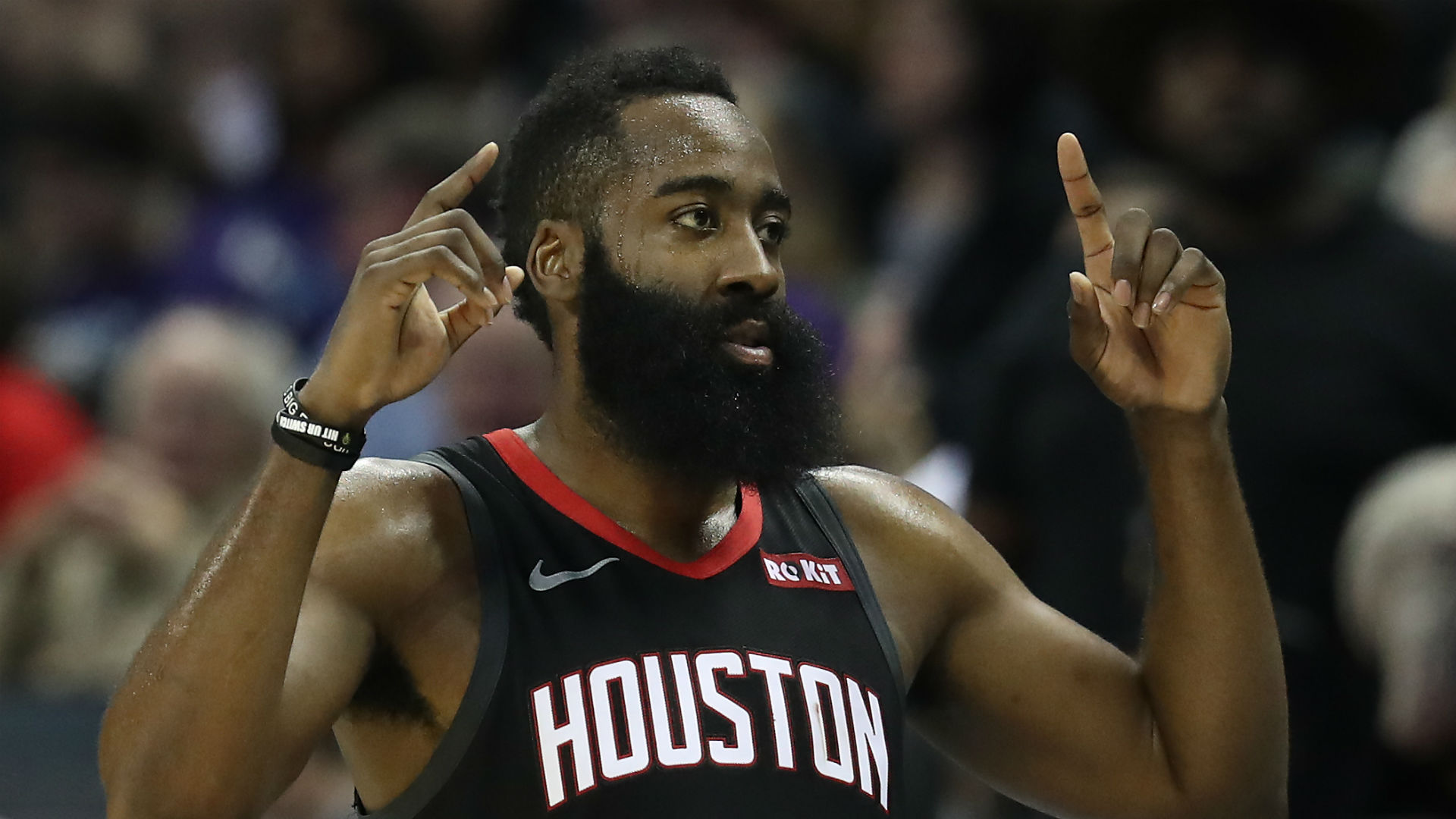 James Harden drops 61 in win over Spurs | Sporting News
