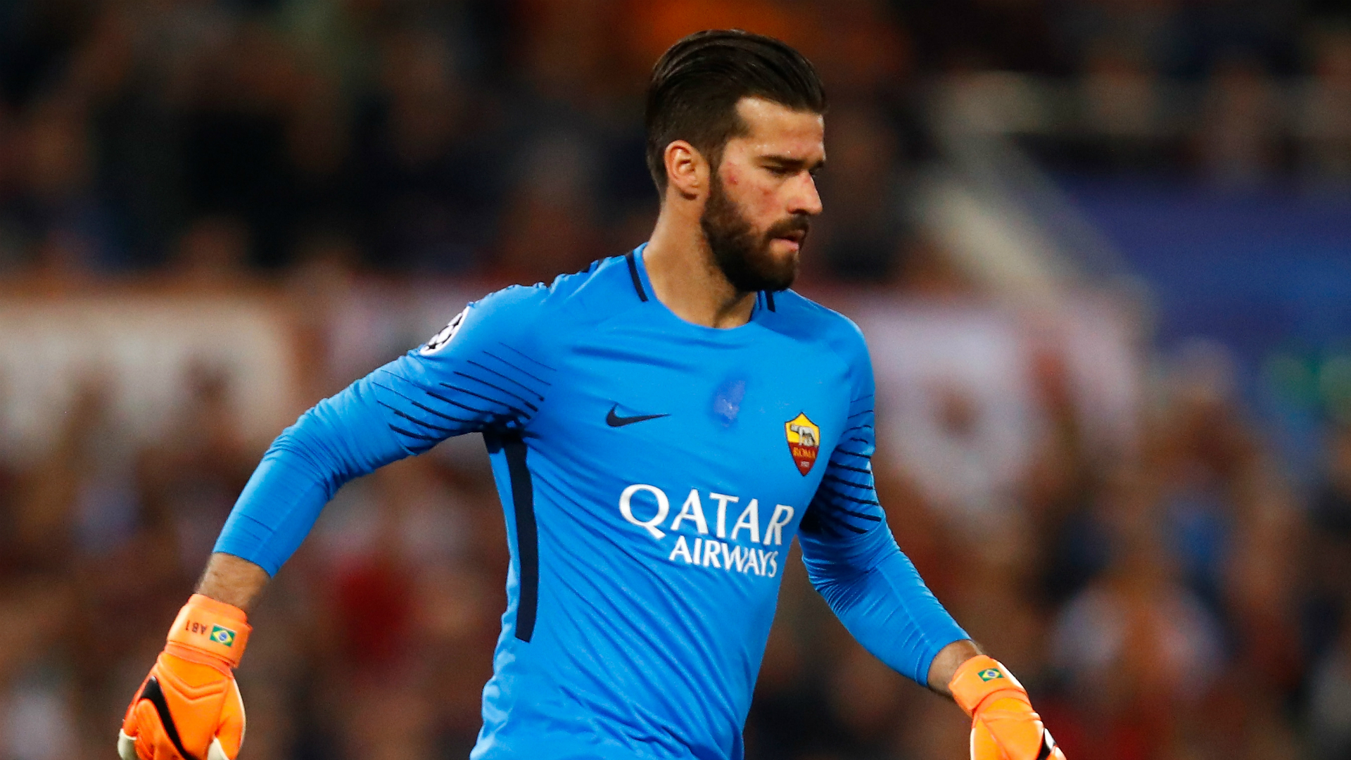 James Pallotta denies Alisson to Real Madrid reports