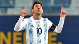 Argentina superstar Lionel Messi appears set to stick with Barcelona