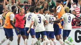 USA, Gold Cup