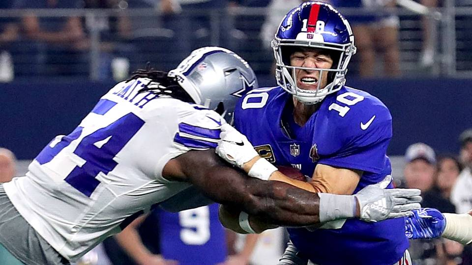 Three takeaways from the Cowboys' win over the Giants